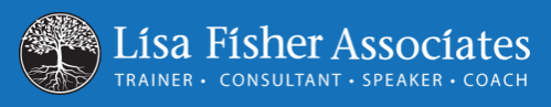 lisa fisher and associates updated logo