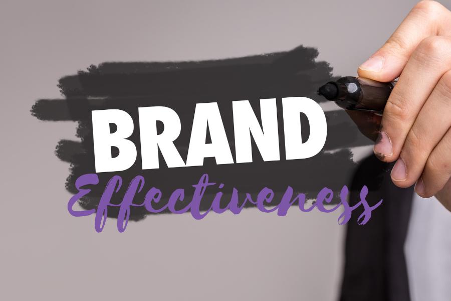 Brand Effectiveness